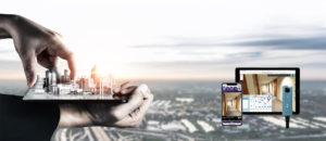 建物管理360度パノラマシステム
